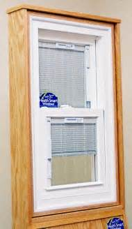 Windows With Blinds Royal Tech Windows Premium Vinyl Windows With Built In