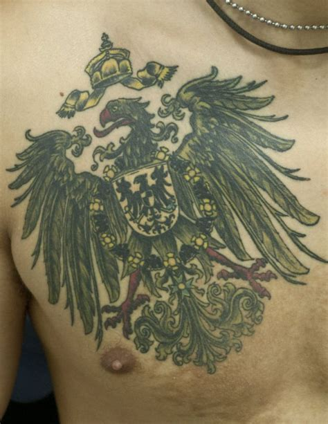 empire tattoo holy empire coat of arms tat tattoos