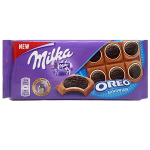 Milka Oreo 300 G By Food And Such 4x milka oreo sandwich chocolate bars delicious