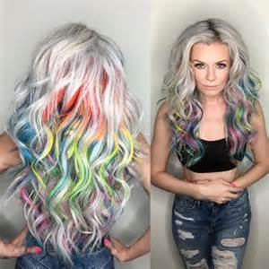 1000 ideas about different hair colors on