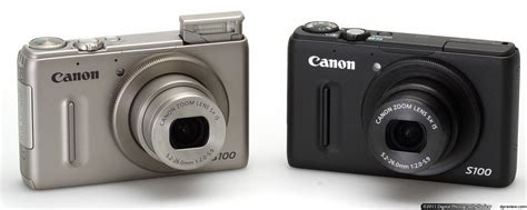 camara canon s100 canon powershot s100 review digital photography review