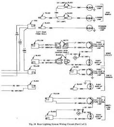 dodge dakota light wiring diagram dodge wiring exles and