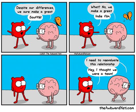 and brain an awkward yeti collection finished
