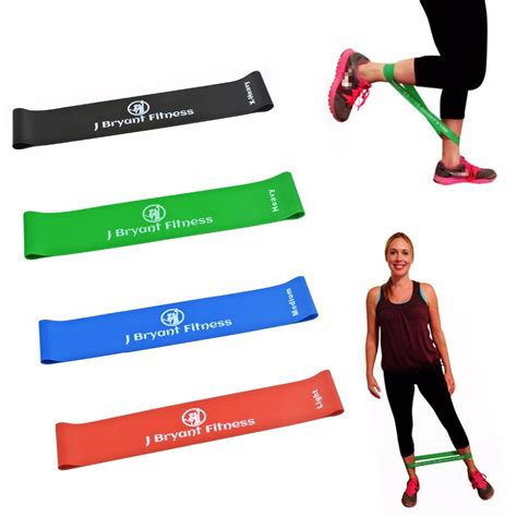 Resistance Band Bands Set Alat Fitness Portable Workout exercise bands resistance loop bands stretch bands think outside in
