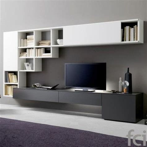 25  best ideas about Modern Tv Unit Designs on Pinterest
