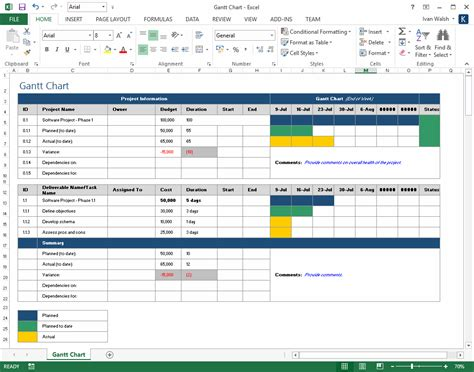 project resource planning template excel free download