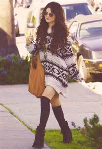 20 style tips on how to wear thigh high socks outfit ideas gurl com