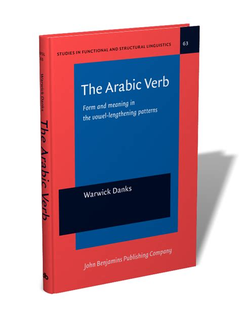 verb pattern arabic the arabic verb form and meaning in the vowel lengthening