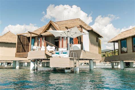 sandals overwater bungalows jamaica sandals debuts new overwater bungalows in jamaica