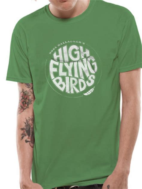 Noel T Shirt noel gallagher s high flying birds logo t shirt tm shop