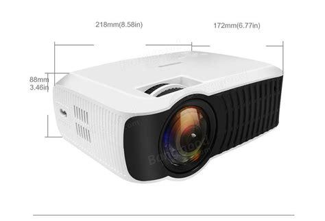 len 3000 lumen t22 android 4 4 portable intelligent led projecteur 1g