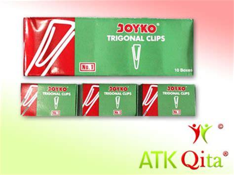 Clip Trigonal No1 paper clip no 1 joyko