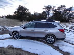 Subaru Outback Towing Capacity 2015 2015 Subaru Outback Review