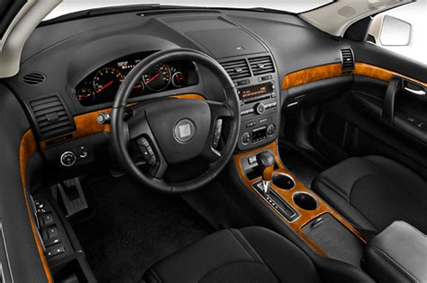 Saturn Outlook Interior by Saturn Car Stock Photos Kimballstock