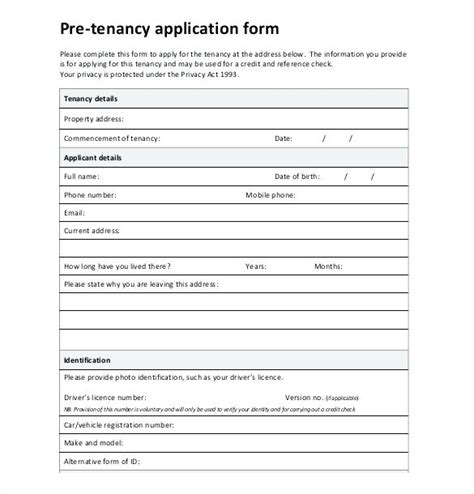 basic registration form template simple registration form template word application forms