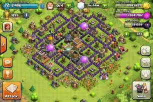 Town hall 8 hybrid base apps directories