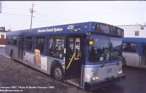 West Edmonton Mall Garage by Edmonton Transit System 1999 New Flyer D40lf 4126 4174