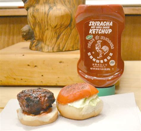 Nature S Own Big Green Egg Giveaway - spicy tomato sliders