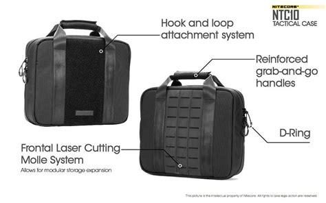 Nitecore Ntc10 Tactical Bag nitecore ntc10 tactical