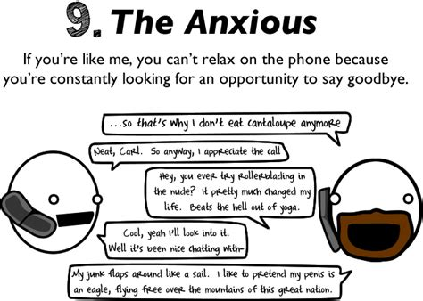 9 Reasons I Loathe My Cell Phone by 10 Reasons To Avoid Talking On The Phone The Oatmeal