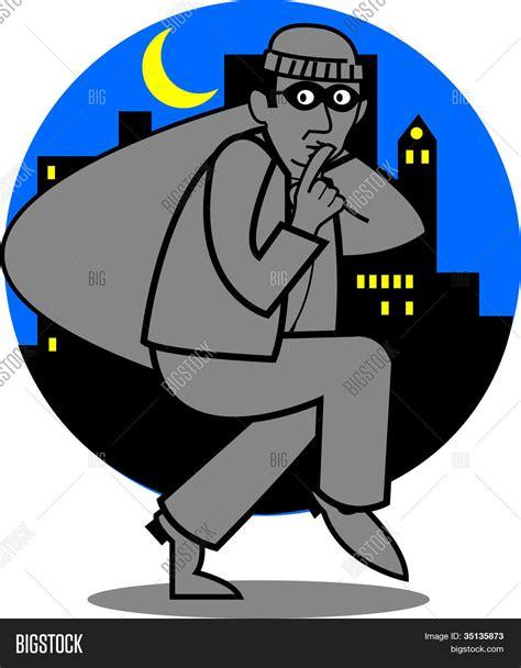 photo clipart burglar clip stock vector stock photos bigstock