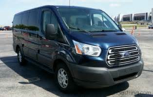 Ford Transit Gas Mileage Ford Transit Connect Specs