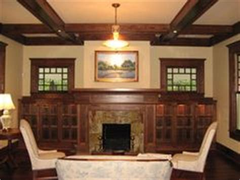 craftsman bungalow interior historic color schemes for the bungalow ranch style homes