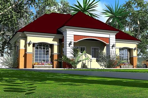 four bedroom bungalow design architectural designs by blacklakehouse 4 bedroom bungalow