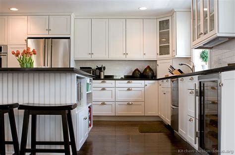 Traditional Kitchens With White Cabinets | pictures of kitchens traditional white kitchen