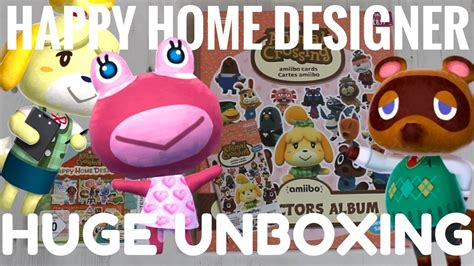 happy home designer board game animal crossing happy home designer series 4 game album