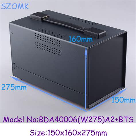 Box Electroni 1pcs 150x160x275mm Szomk New Electronic Project Box Pcb