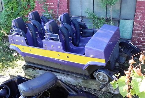 Roller Coaster Cars wkyc geauga lake s loop roller coaster car for sale