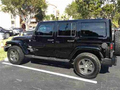 security system 2011 jeep wrangler engine control buy used 2011 jeep wrangler unlimited oscar mike edition 4 door sport 3 8l v6 in miami florida