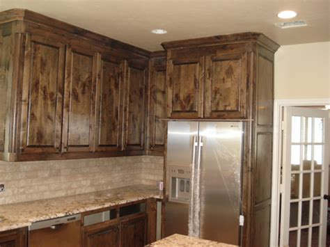 creating distressed wood cabinets only with paint and wax creating distressed wood cabinets only with paint and wax