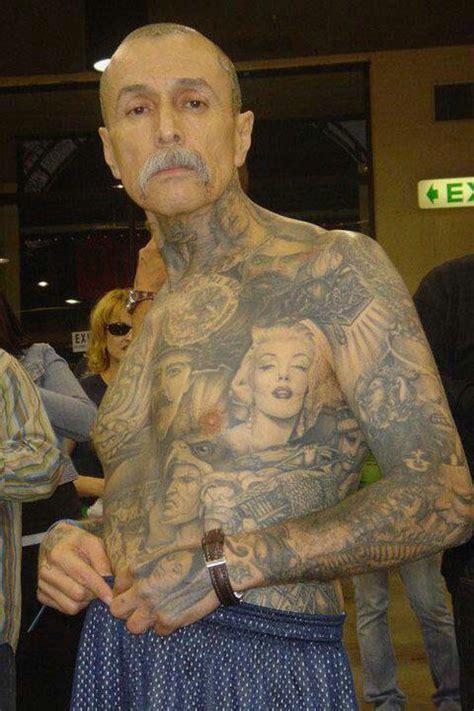 full body tattoo old man 100 famous latino tattoos designs golfian com