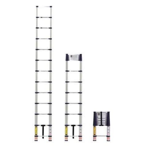 xtend climb 12 5 ft telescoping aluminum extension