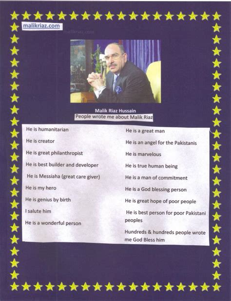Daster Mash malik riaz malik riaz we support youpart 1 send a message or article for malik riaz
