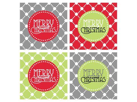 christmas templates printable gift tags cards crafts  hgtv