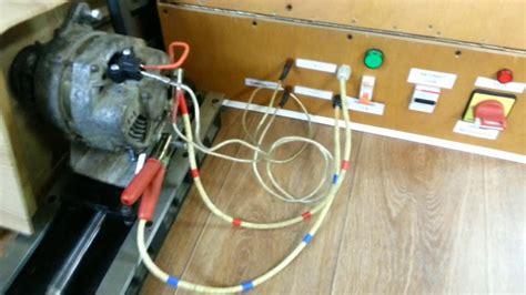 homemade test bench homemade generator test bench youtube