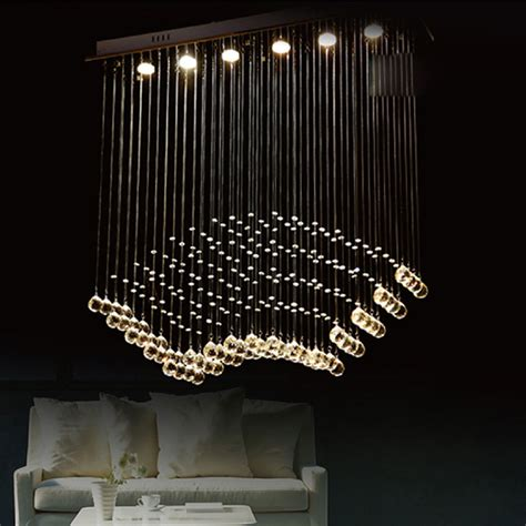 Glass Bubble Light Chandelier Popular Large Modern Chandeliers Buy Cheap Large Modern