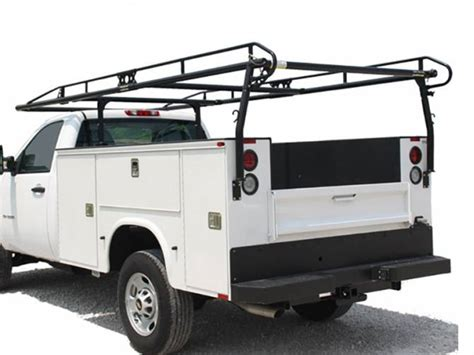 Utility Truck Ladder Racks by Kargo Master Service Utility Racks Realtruck
