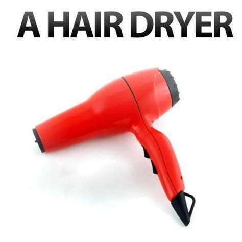 Hair Dryer For Everyday Use 13 everyday items that other amazing uses