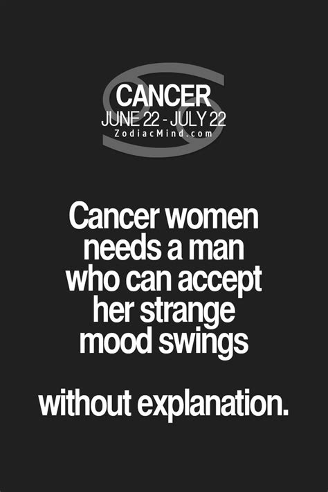 cancerian mood swings 866 best cancerian quotes images on pinterest