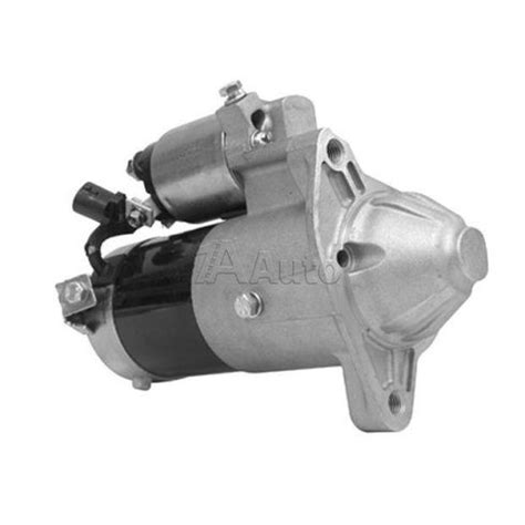 2003 jeep liberty electric starter motor replacement