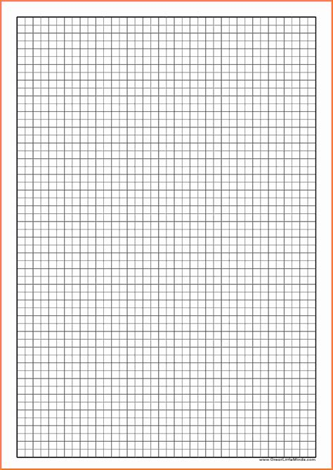 How To Make Graph Paper - grid paper to print grid paper to print graph paper 5mm sq