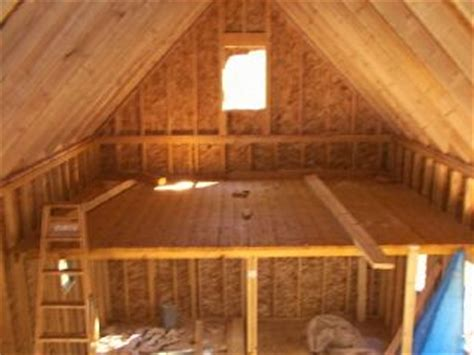 16 X 24 Cabin With Loft by 16 X 24 Cabin Plans Loft Studio Design Gallery