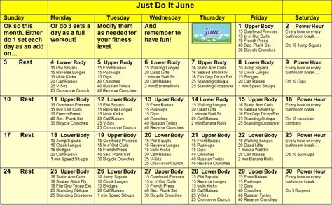 Monthly Workout Calendar Monthly Ab Workout Calendar Search Results Calendar 2015