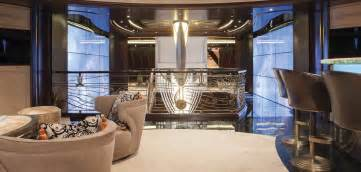 Dining Room Layout Kismet Yachts For Charter Moran Yacht Amp Ship