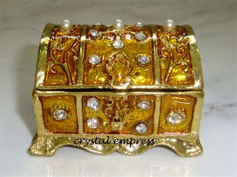bejeweled treasure box crystal empress feng shui store