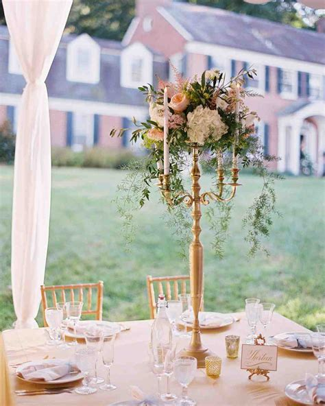 centerpieces that will take your reception tables to